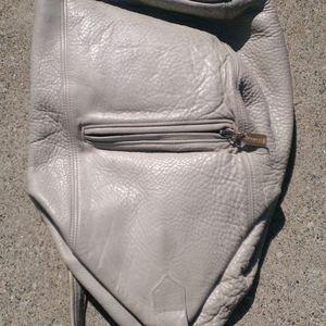 Vintage side sling Coach backpack purse